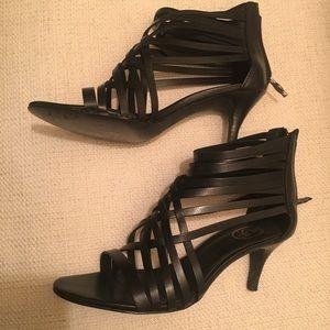Strappy Stilettos